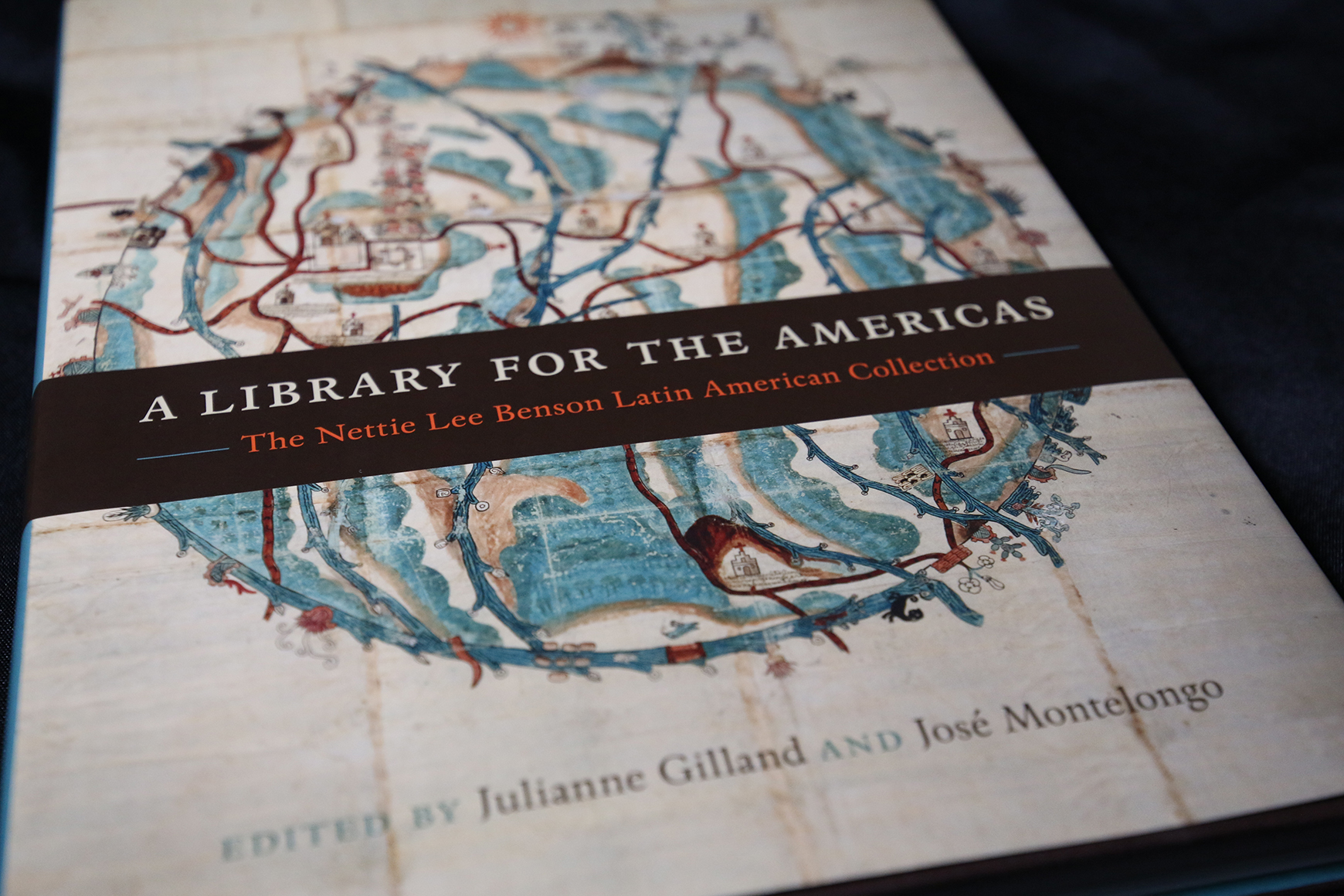 "Cover of ""Library for the Americas."""
