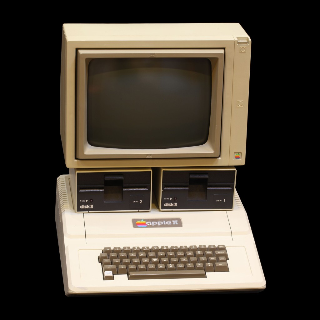 Apple II.