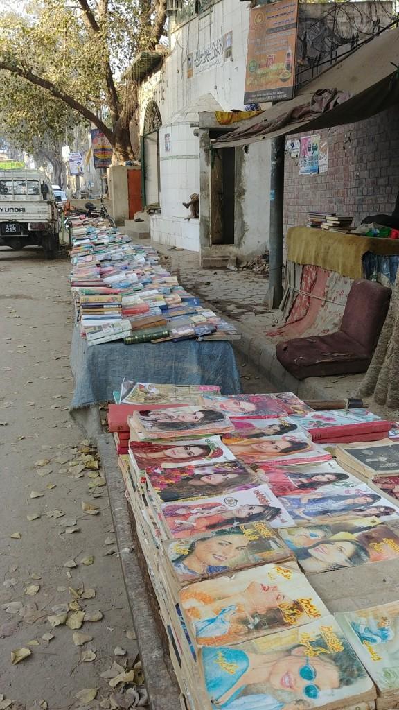 Arnakali bazaar - Tex Libris 1