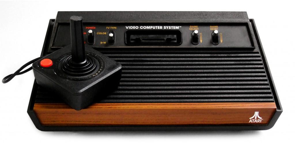 Atari Video Computer System (or Atari2600).