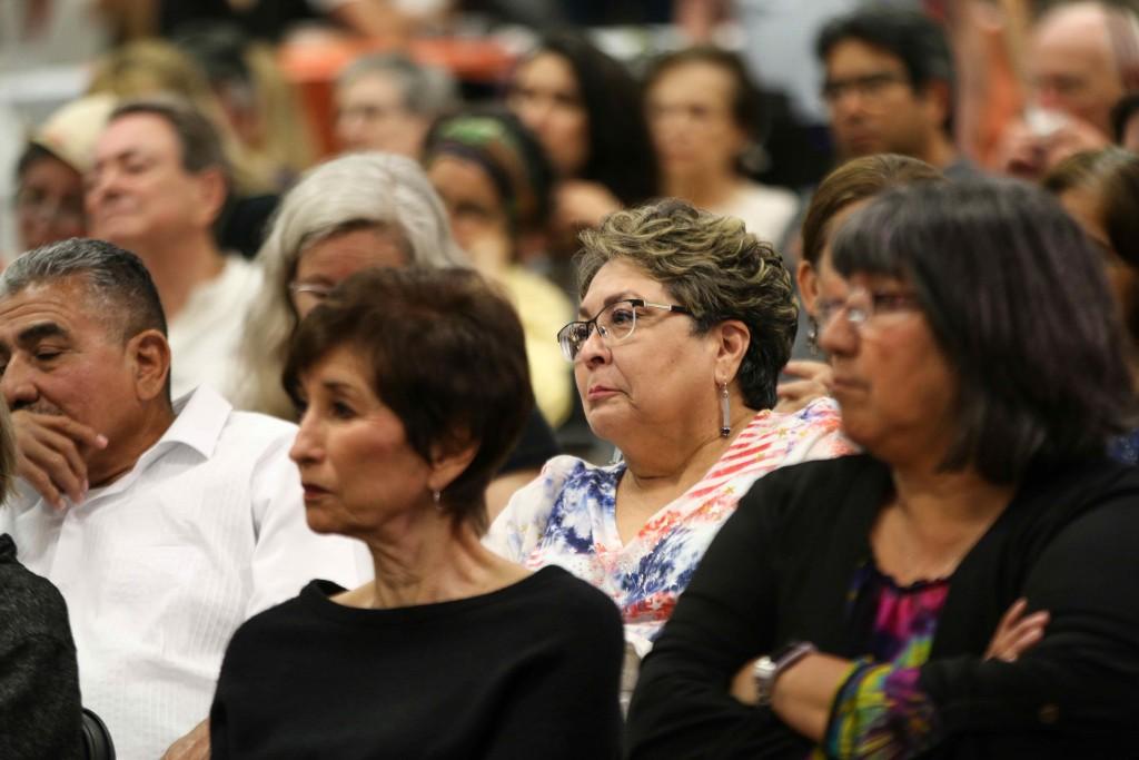 """Audience at """"Cantos y Cuentos"""" (photo: Daniel Hublein)"""