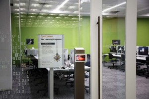 The Media Lab at PCL.