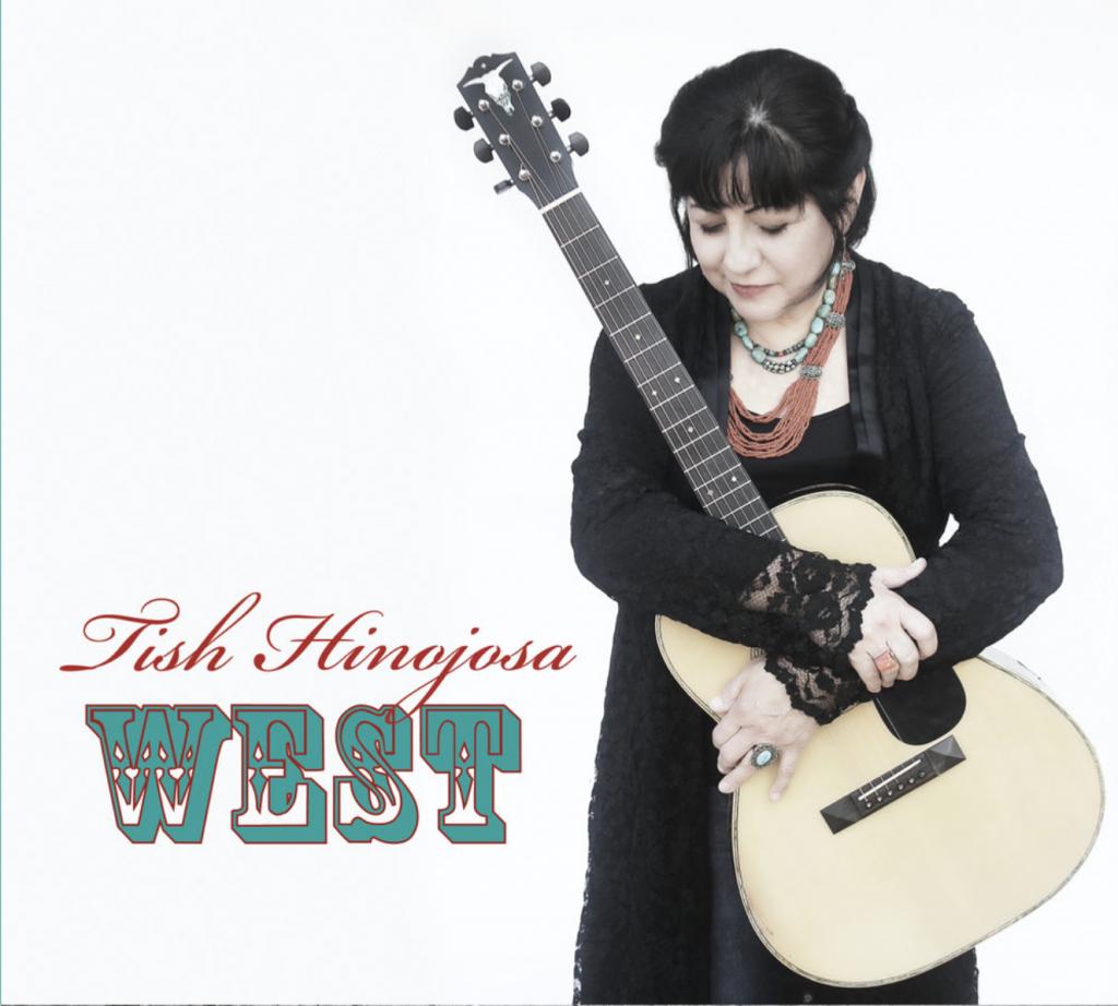 West album cover Hinojosa