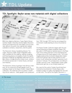 TDL-Update-Newsletter-February-2010-1