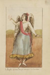 Zayas, Manuel Antonio, El triunfo de Jesús contra la lengua del diablo : pastorela en cuatro actos. 1853.