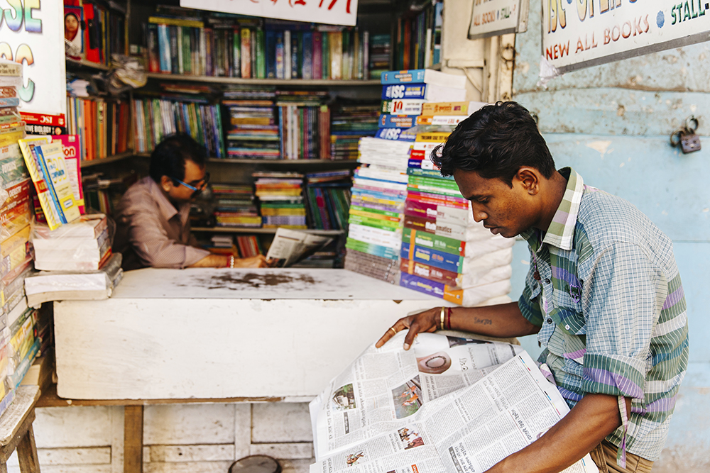Indian Book Stall