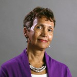 Vice Provost and Director Lorraine J Haricombe.