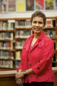 Lorraine J. Haricombe Vice Provost and Director of the University of Texas Libraries.