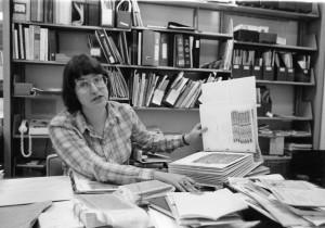 Susan Ardis.