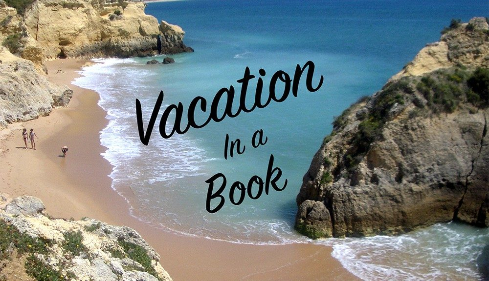 Vacation in a Book poster