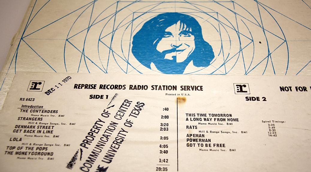 Album cover for The Kinks' Lola Versus Powerman and the Moneygoround