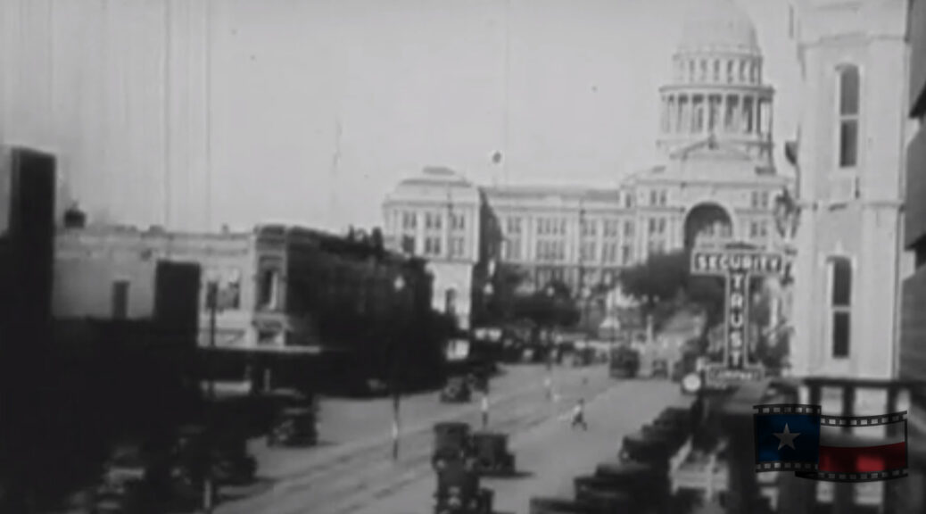 'Congress Ave. 1924.' W.H. Tilley Collection